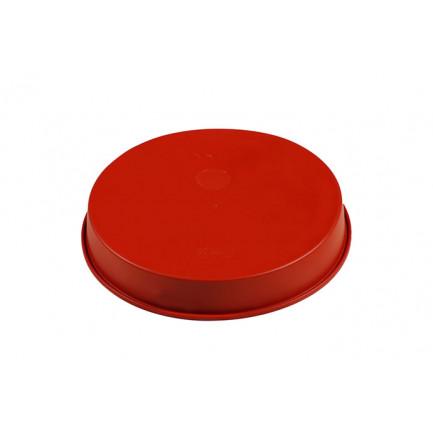 Molde de silicona FRT001 Redondo (Ø200h40mm) Formaflex Cake, Pavoni