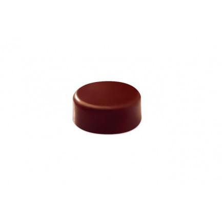 Molde de policarbonato PC113 Tonde Liscia Ø20h14mm (21 piezas) Artisanal, Pavoni