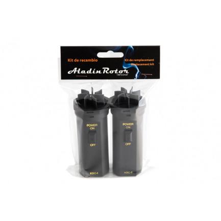 Aladín Rotor (recambio), 100%Chef - 2 unidades