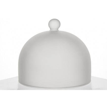 Campana Aladín Cover 18cm Snow sin válvula (Ø18xh15cm), 100%Chef