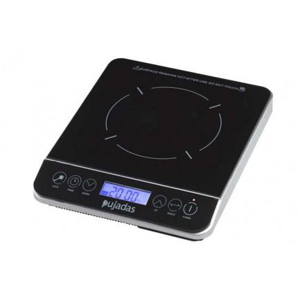 Placa inducción pequeña 230V-50/60hz-2000W (Ø20cm), Pujadas