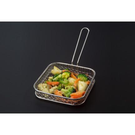 Freidora Mini (12x12x2cm), 100%Chef