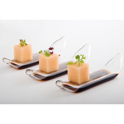 Dry Spoon 10ml (110x25x20mm), 100%Chef - 6 unidades