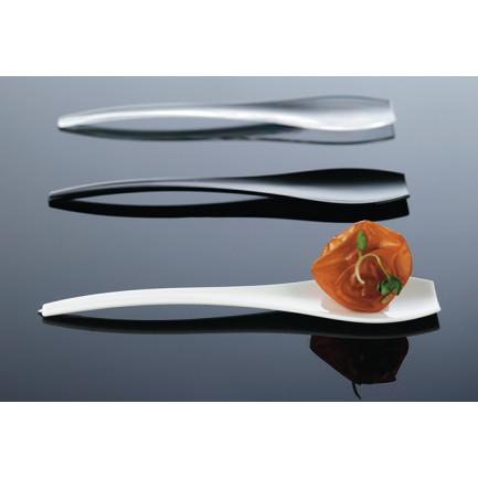 Cucharilla degustación Hola blanca (90mm), 100%Chef - 400 unidades