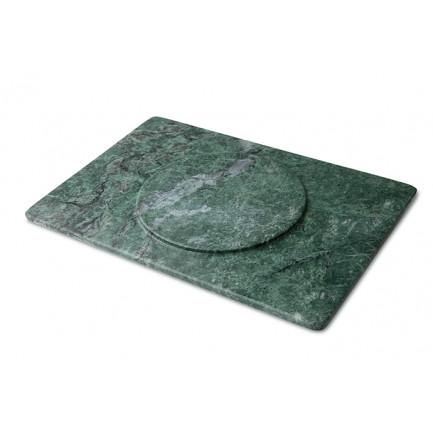 Circo, plato de granito (17x15x3cm), 100%Chef