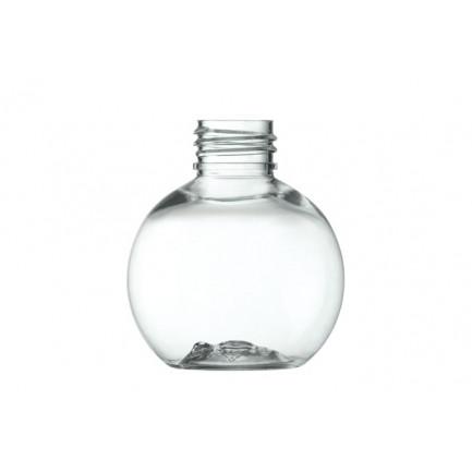Botella Sfera 25cl (ø80x90mm) - 100 unidades, Comatec