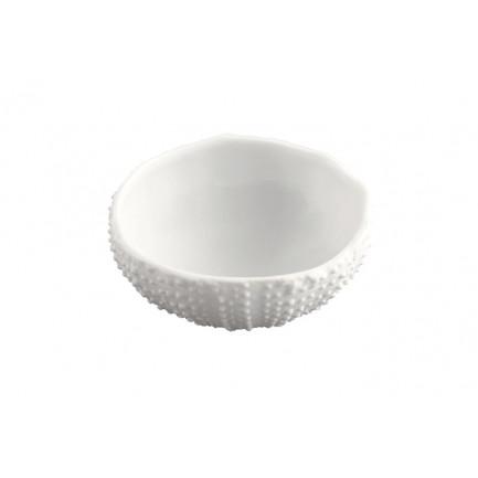 Plato de porcelana Erizo XS (30ml), 100%Chef - 3 unidades