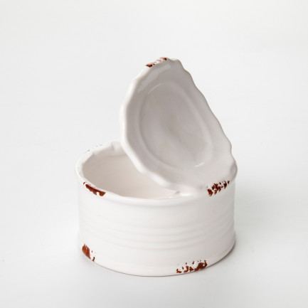 Lata de conserva de porcelana XS (220ml), 100%Chef - 4 unidades