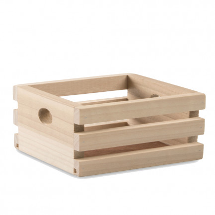 Caja Lesvos L natural (12x9x7cm), 100%Chef