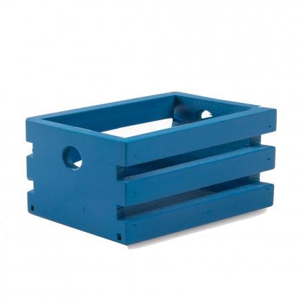 Caja Lesvos L azul Egeo (12x9x7cm), 100%Chef