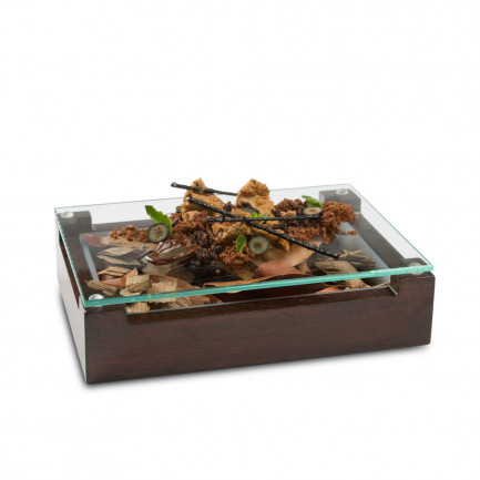 Caja Skiathos (25x18x7cm), 100%Chef