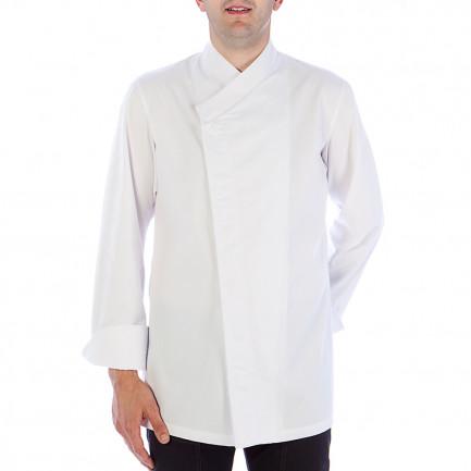 Chaqueta de Cocina Economic Blanca, CSTY