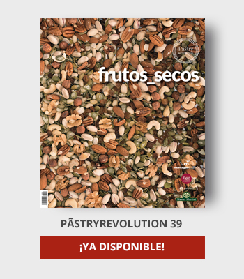 Pastry Revolution 39. Frutos Secos