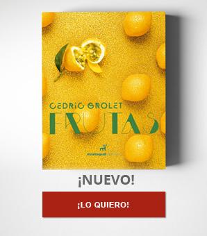 Frutas, el nuevo libro de Cedric Grolet