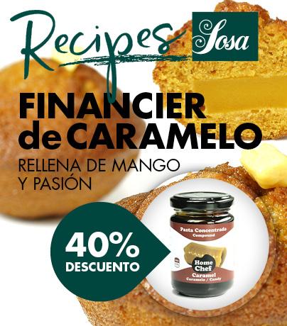 40% de descuento en Pasta de caramelo Home Chef